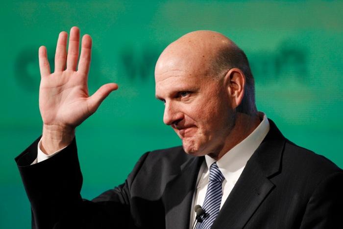 Αποσύρεται ο Steve Ballmer από την Microsoft
