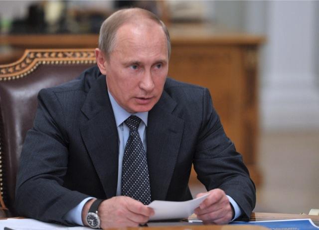 Αιχμές Πούτιν για τις ρωσικές επενδύσεις στην Ελλάδα