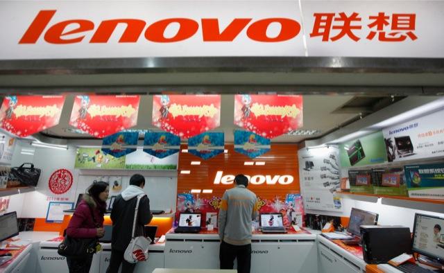 Πωλήσεις ρεκόρ των tablets και smartphones της Lenovo