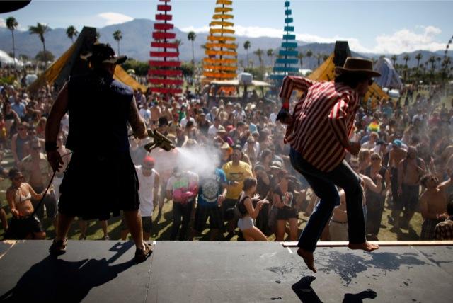 Οι business των μουσικών φεστιβάλ