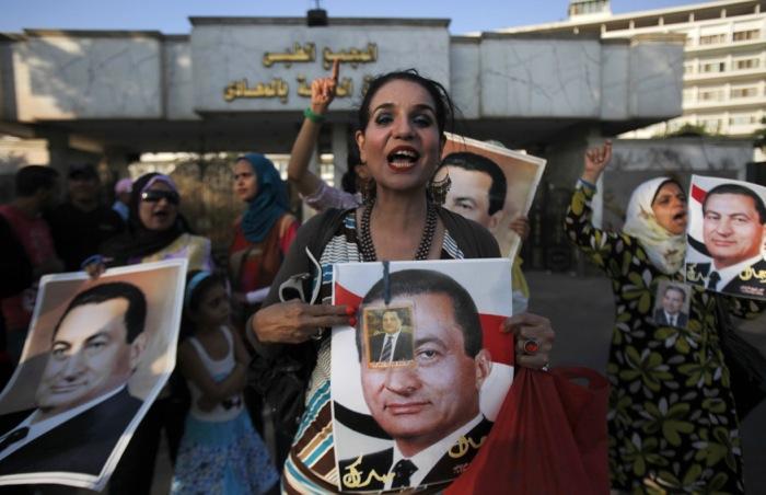 Αναβολή στη δίκη του Μουμπάρακ