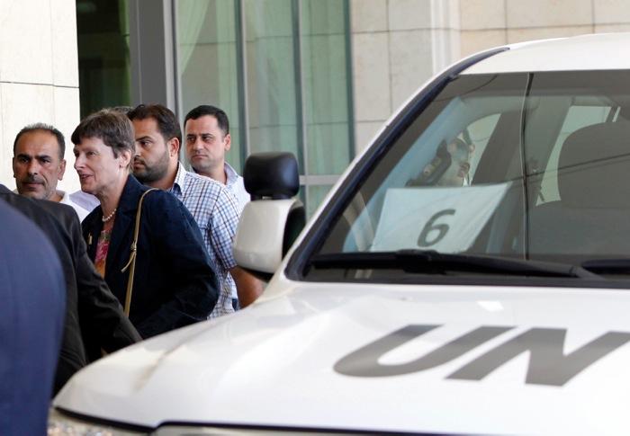 «Πράσινο φως» στους επιθεωρητές του ΟΗΕ