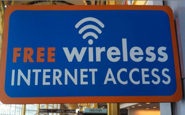 Σε ποια διεθνή αεροδρόμια θα βρείτε δωρεάν Wi-Fi