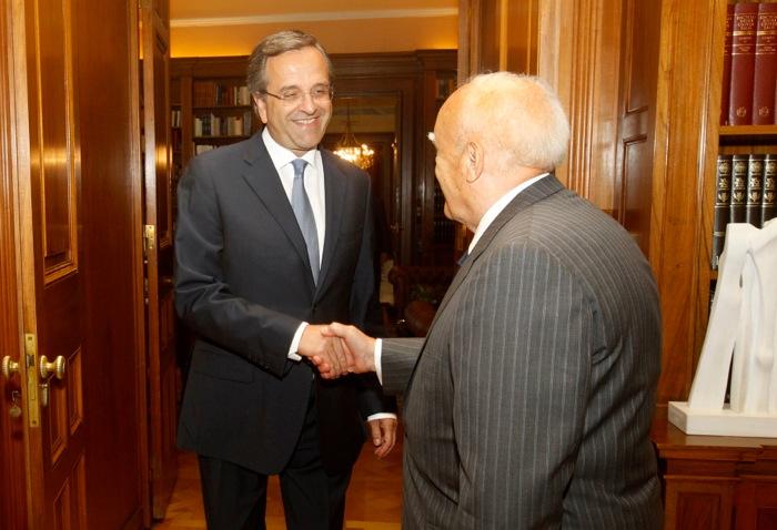 Σαμαράς: «Προπύργιο σταθερότητας η Ελλάδα»