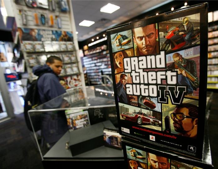 Η Sony απολογείται στους δημιουργούς του Grand Theft Auto