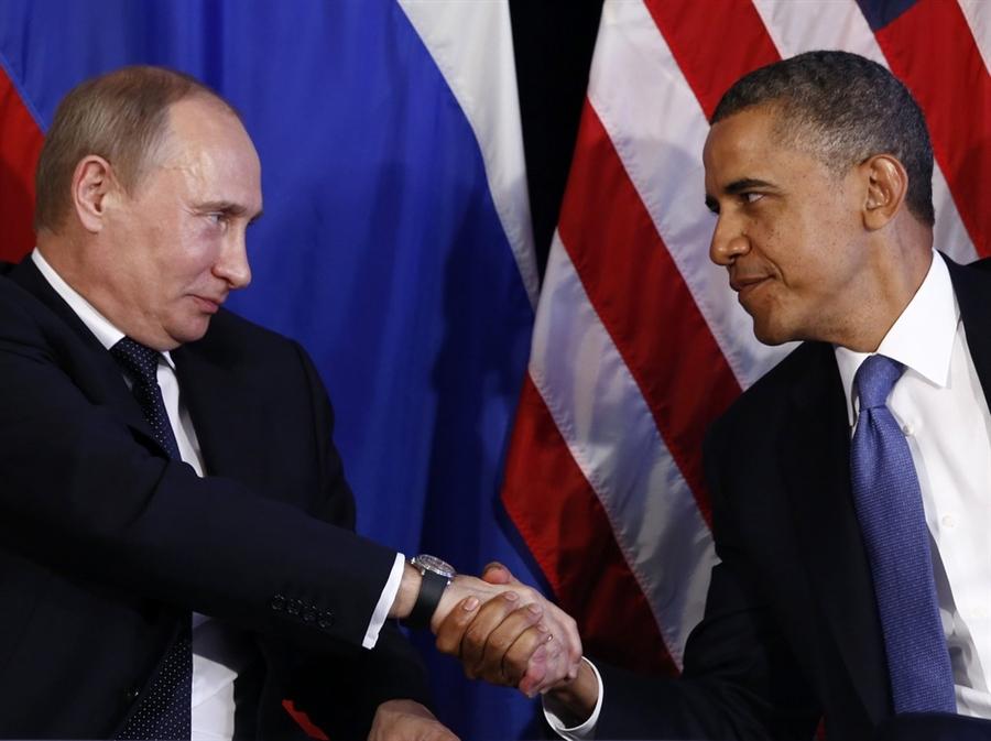 Σπάει ο «πάγος» μεταξύ Ομπάμα και Πούτιν;