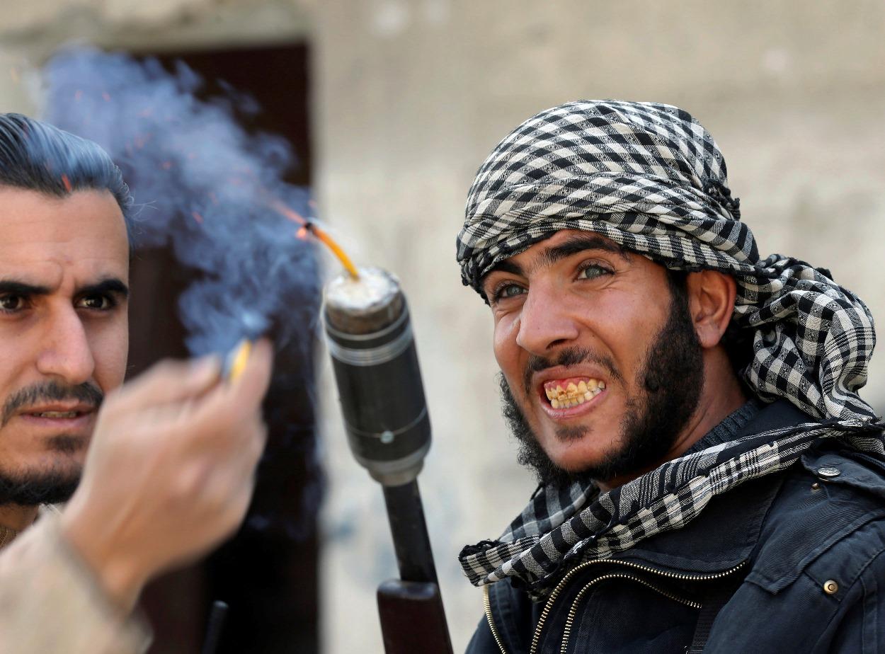 Ουάσινγκτον καλεί Αθήνα για Συρία;