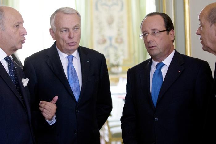 «Η Γαλλία δεν θα αποποιηθεί των ευθυνών της για την Συρία»