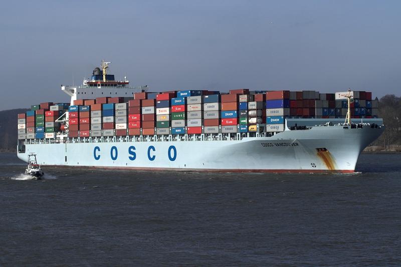 Cosco: O νέος προβλήτας ενισχύει τα έσοδα της στον Πειραιά