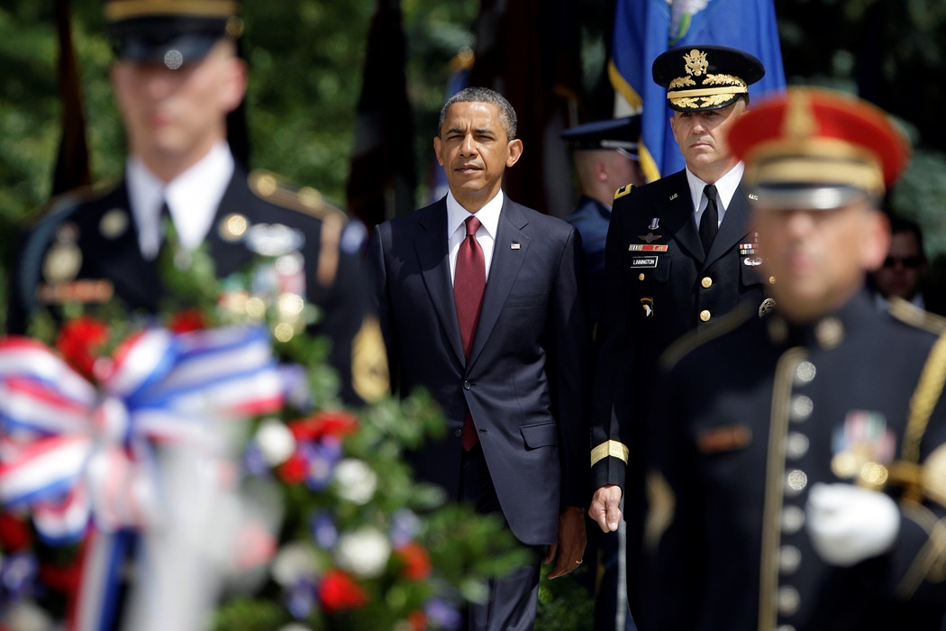 O Μπάρακ Ομπάμα αποφασίζει για επίθεση στη Συρία