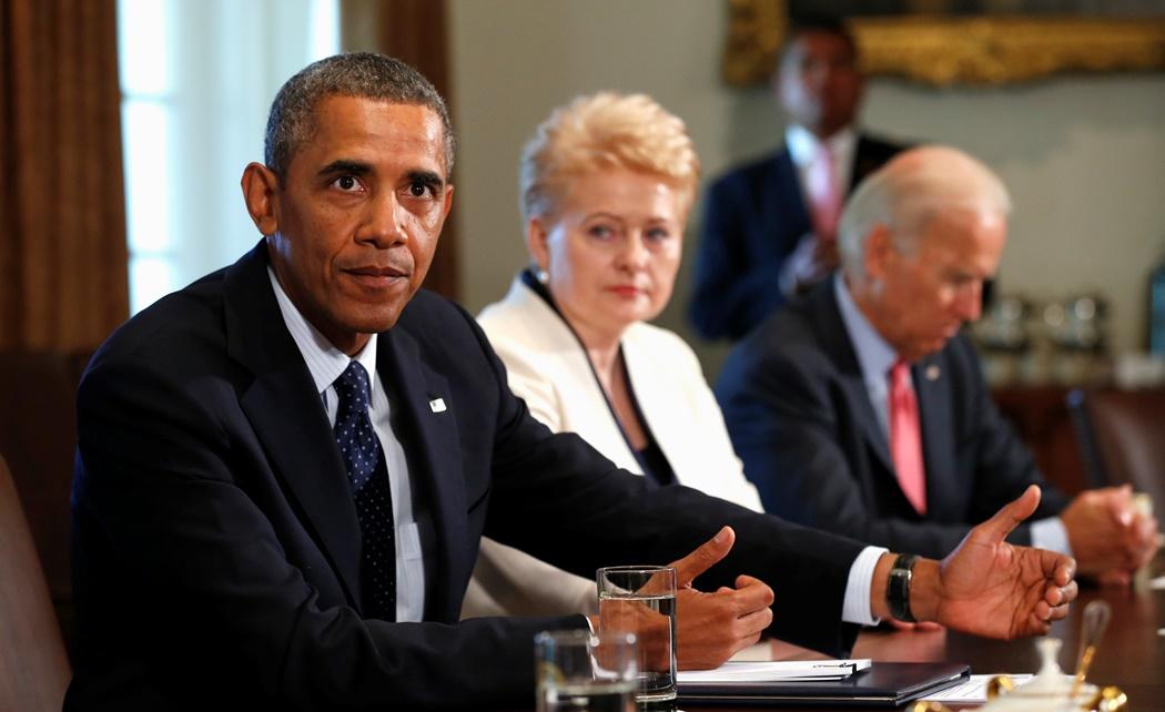 Ομπάμα: «Δεν έχω αποφασίσει ποια θα είναι η απάντηση στη Συρία»