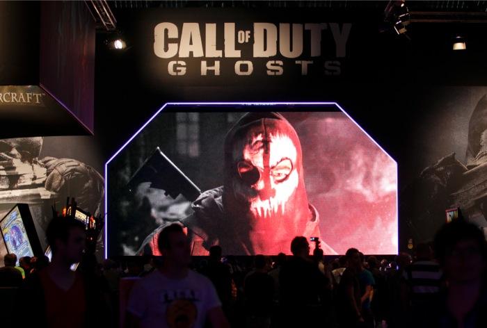 Call of Duty Ghosts: Ο βασιλιάς των FPS επιστρέφει