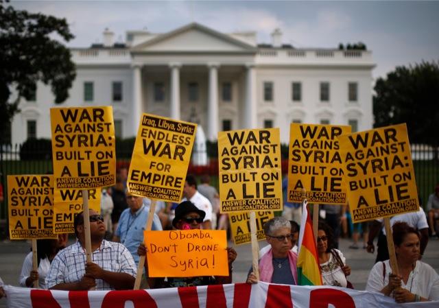 Ποιοι είναι οι σύμμαχοι της Συρίας;