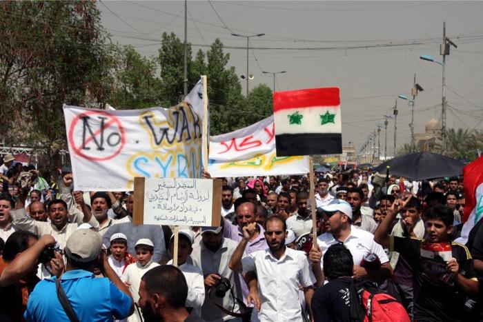 Επίσκεψη στη Συρία από την Τεχεράνη