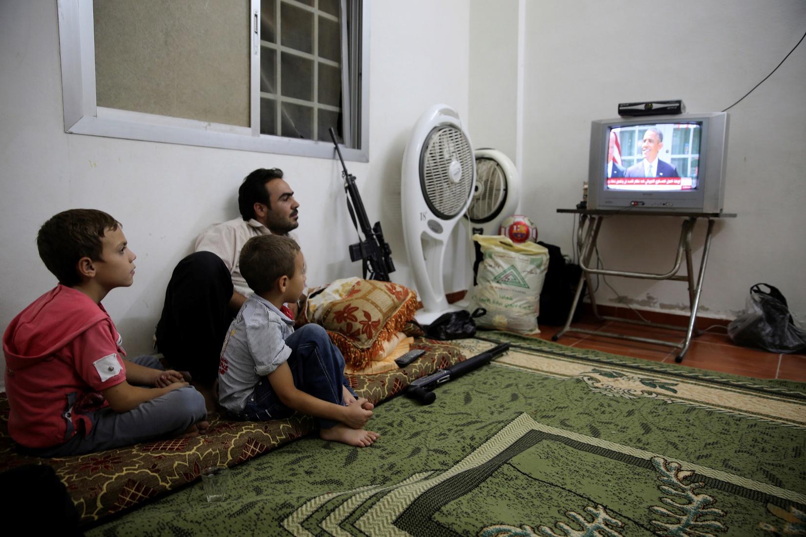 Συρία: «Ας παραδεχτεί ο Ομπάμα τη νίκη μας»