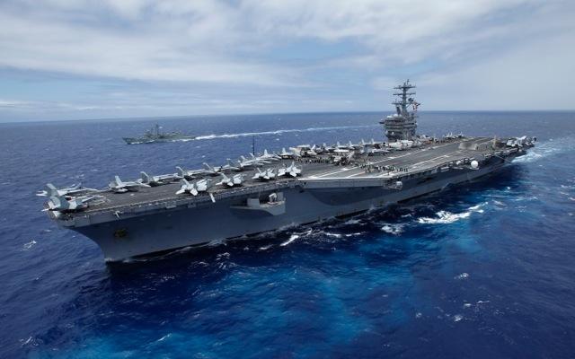 Ενισχύεται η ναυτική δύναμη των ΗΠΑ στην Ερυθρά Θάλασσα