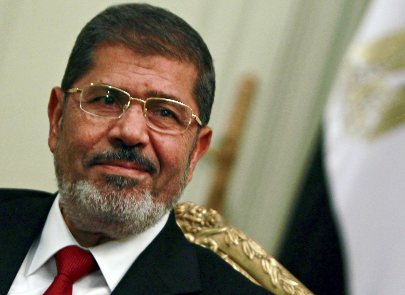 O Μοχάμεντ Μόρσι στο εδώλιο