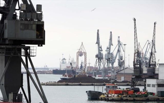 Αύξηση της transit δραστηριότητας στο λιμάνι της Θεσσαλονίκης