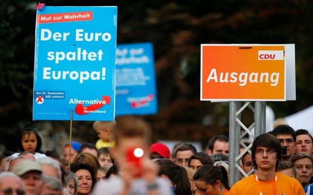 Κατά περαιτέρω βοήθειας στην ευρωζώνη οι Γερμανοί