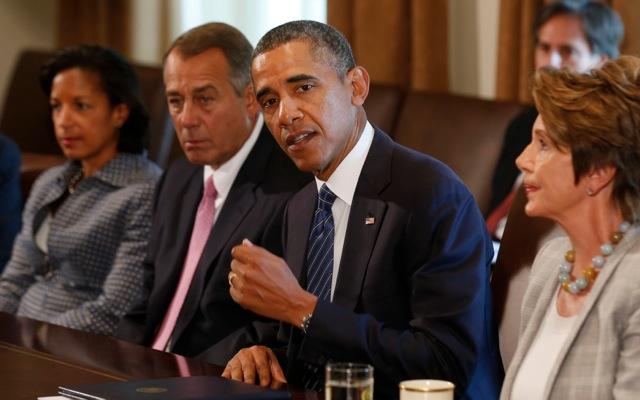 Ομπάμα: «Περιορισμένη» επέμβαση στη Συρία