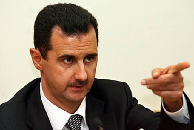 Άσαντ: «Δεν σκοπεύω να αποχωρήσω από την εξουσία»