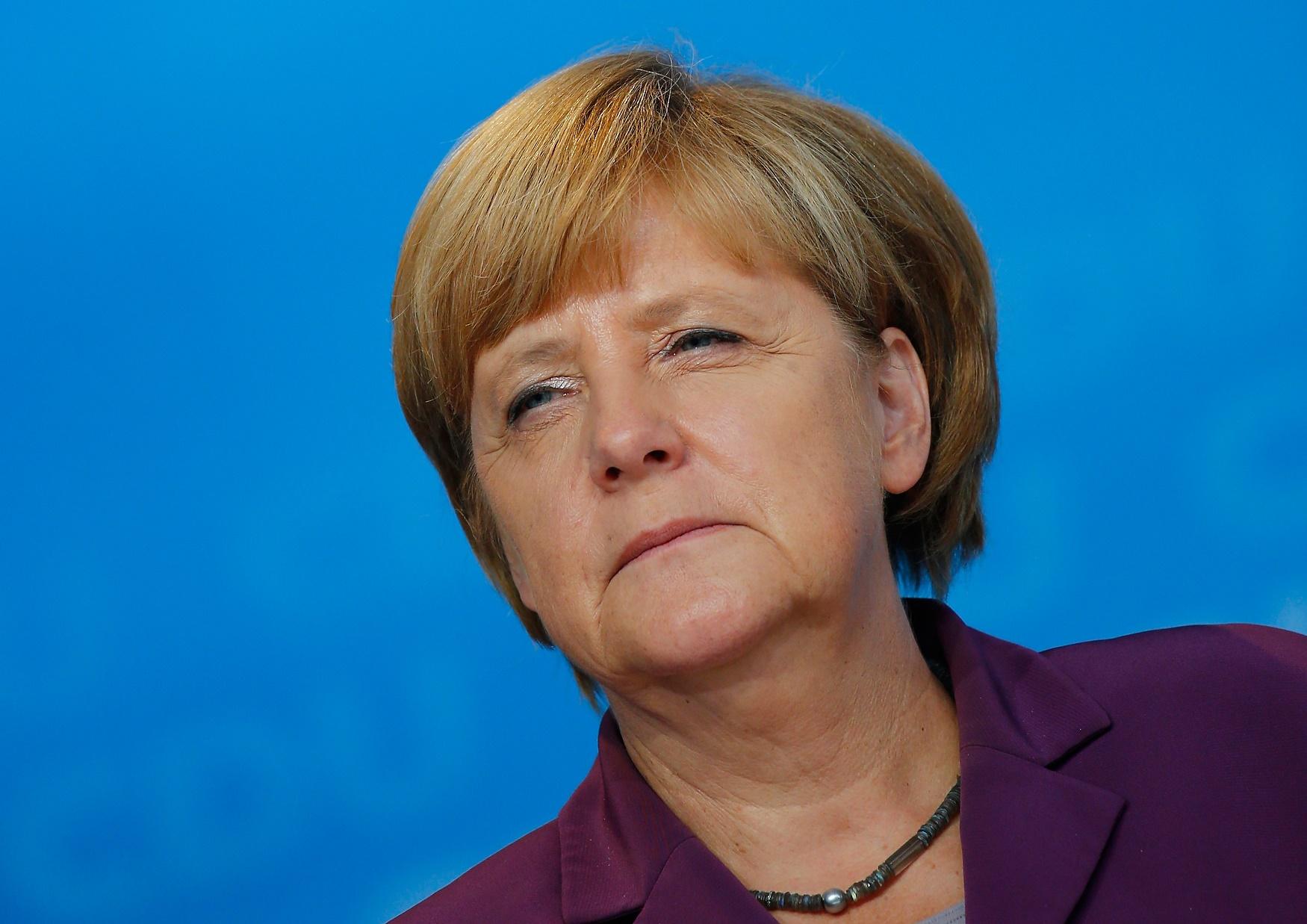 Μέρκελ: «Ούτε σεντ για την Ελλάδα αν δεν κάνει μεταρρυθμίσεις»