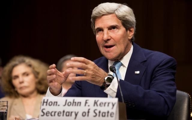 Κέρι: Ο Ομπάμα δεν ζητάει να πάει σε πόλεμο