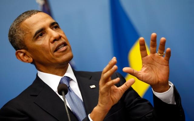 Ομπάμα: Διακυβεύεται η παγκόσμια αξιοπιστία