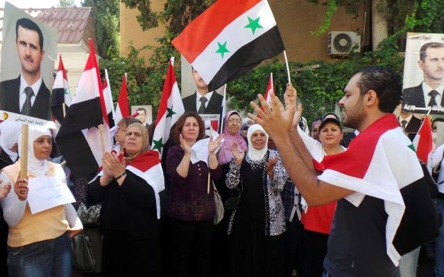 «Και Γ' Παγκόσμιος να γίνει, η Συρία δεν θα υποκύψει»