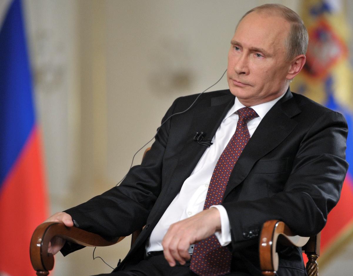 Πούτιν: «Αν αποδειχθεί η χρήση χημικών στη Συρία θα το σκεφτούμε»