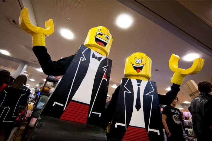 Η Lego στο Νο 2 του πλανήτη των παιχνιδιών