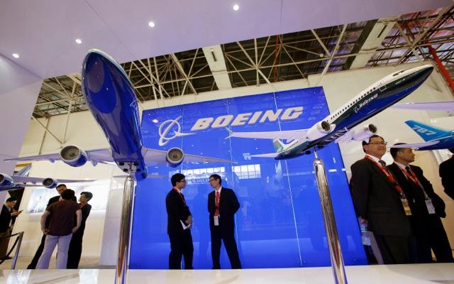 Στην αγορά της Κίνας προσανατολίζεται η Boeing