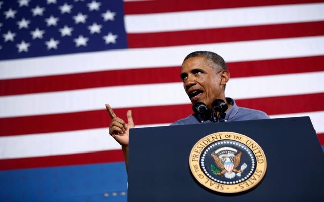 Ομπάμα: «Η Συρία δεν θα είναι ένα ακόμα Ιράκ ή Αφγανιστάν»
