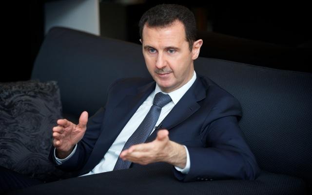 «Ευχαριστώ» του Άσαντ στη Ρωσία