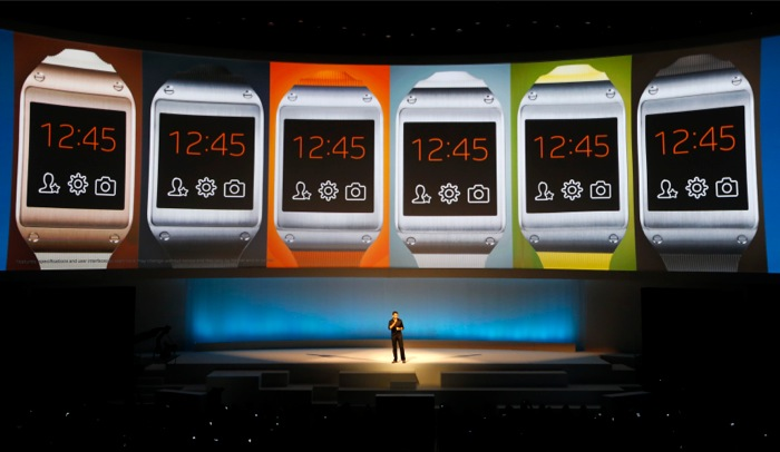 Η Samsung έφερε το «έξυπνο» ρολόι της