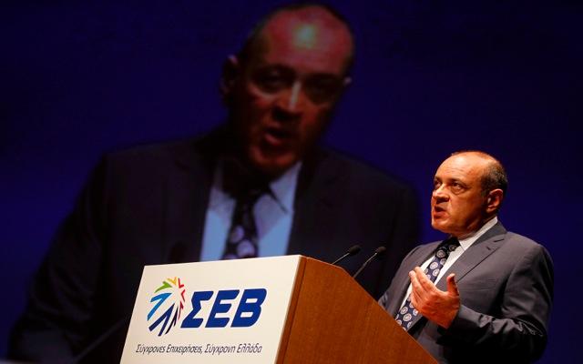 ΣΕΒ: «Κίνδυνος να καταρρεύσει η παραγωγική βάση της χώρας»