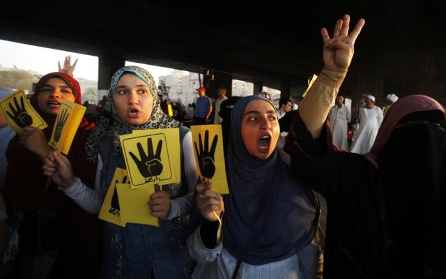 Ανοιχτό «μέτωπο» στην Αίγυπτο