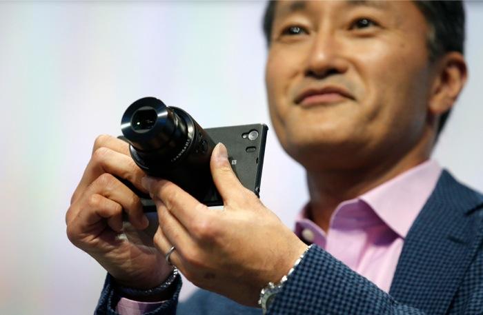 Φακοί για smartphones από την Sony