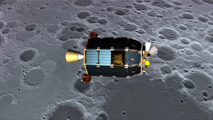Λέιζερ σύνδεση με το φεγγάρι