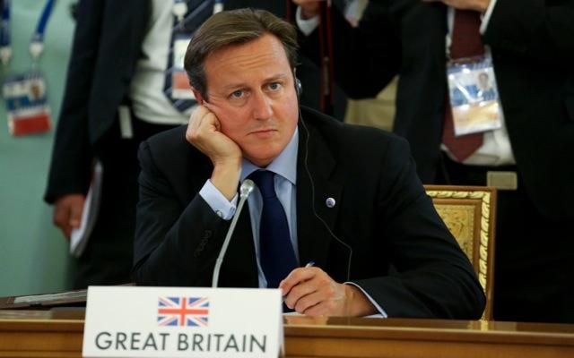 Κάμερον: «Ο κόσμος είναι βαθιά απογοητευμένος από την ΕΕ»