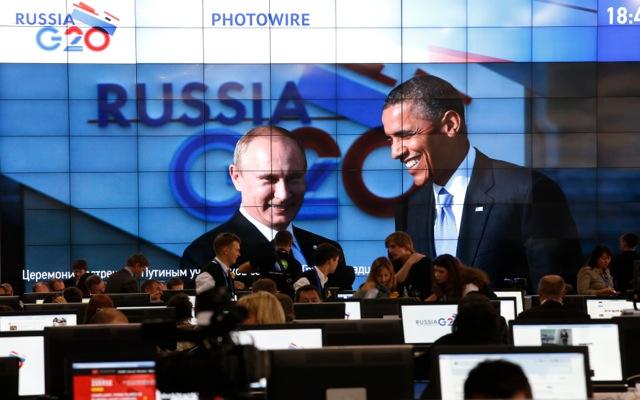 Πόλεμος δηλώσεων ΗΠΑ-Ρωσίας στη διάσκεψη των G20