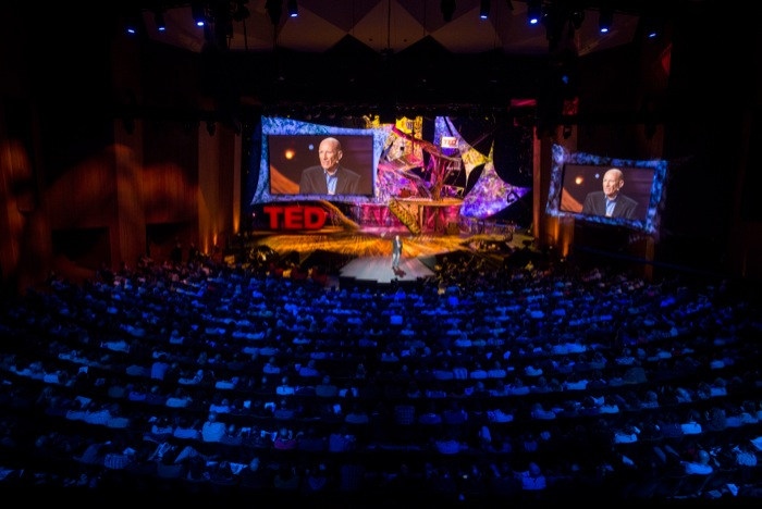 Δέκα ομιλίες TED που θα σημαδέψουν τη ζωή σας