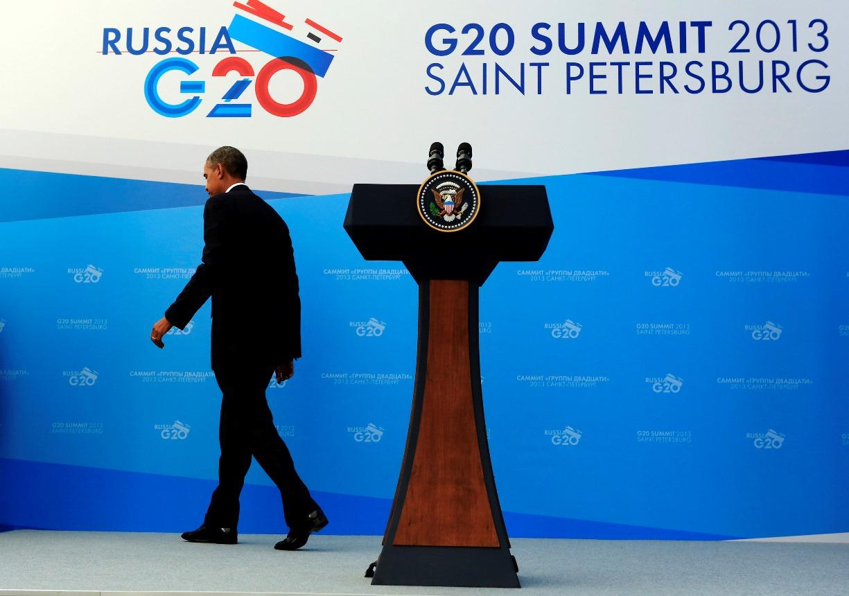 G20: Έντεκα χώρες καταδικάζουν την Συρία