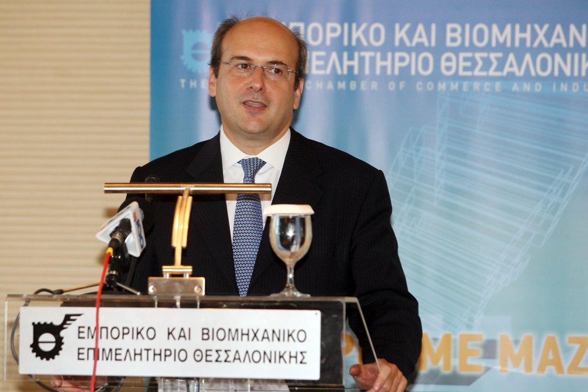 Χατζηδάκης: «Οι τράπεζες να γίνουν βρύσες με νερό»