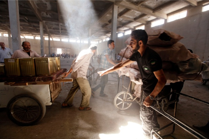 Ψέμα ο διεθνής έλεγχος των χημικών όπλων, για τους Σύρους αντάρτες