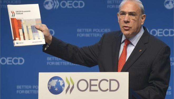Καθόλου σίγουρη η παγκόσμια ανάκαμψη, σύμφωνα με τον ΟΟΣΑ