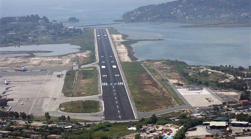 Επτά επενδυτές για τα περιφερειακά αεροδρόμια