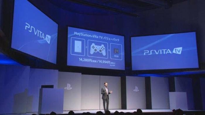 Η Sony φέρνει το μικροσκοπικό PlayStation Vita TV