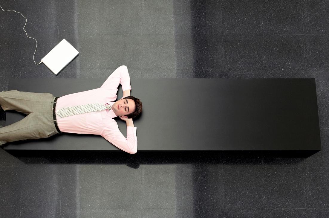 Είστε πολύ απασχολημένος ή απλώς τεμπέλης;