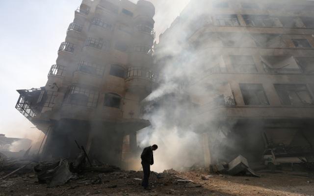 ΟΗΕ: Εγκλήματα πολέμου στη Συρία και από τις δύο πλευρές